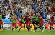 Gol Tunggal Eder Bawa Portugal Juara Euro 2016 - JPNN.com