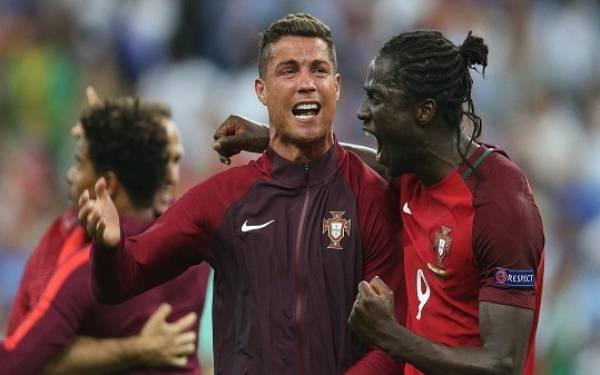 Mengejutkan! Ronaldo Percaya Eder Akan Cetak Gol Kemenangan - JPNN.com