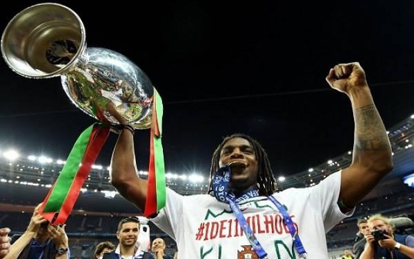 Kalahkan Coman dan Guerreiro, Renato Sanches Pemain Muda Terbaik Euro 2016 - JPNN.com