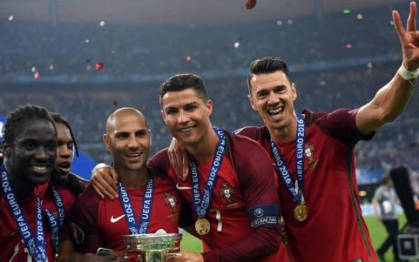 Kesuksesan Portugal Juara Euro 2016 Bagai Film Hollywood - JPNN.com