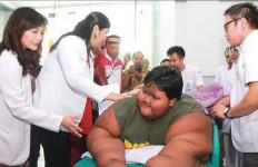 Porsi Makan Bocah Terberat di Dunia asal Karawang WOW BANGET - JPNN.com