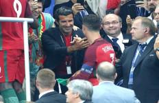 Keberhasilan Ronaldo dkk Juara Euro 2016 Sudah Diyakini Legenda Portugal Ini - JPNN.com