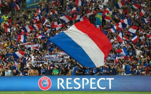 WOW, Ternyata Total Penonton Euro 2016 Fantastis Banget, Ini Angkanya... - JPNN.com