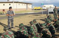 Gelorakan Semangat Pasukan Marinir Indonesia Di AS - JPNN.com