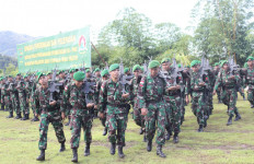 Kisah Letkol Teguh dari Perbatasan, Datang dengan 450 Personel, Pulang.. - JPNN.com