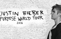 Heboh, Justin Bieber Buang Topi Pemberian Fans - JPNN.com