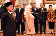 Resmi, Jokowi Lantik Kepala BNPT dan BPOM yang Baru - JPNN.com