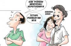 Suami Pencemburu, Malah Nikahi Sahabat, Akhirnya Menyesal - JPNN.com