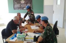 Satgas TNI Gelar Pelayanan Kesehatan di Lebanon - JPNN.com