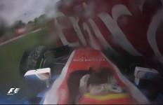 Simak Penjelasan Rio Usai Mobilnya Tergelincir Saat Kualifikasi GP Hungaria - JPNN.com