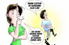Suami Gemar Main Catur di Warung, Istri Suka Main Sama Tetangga - JPNN.com