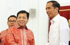 Papa Novanto: Kami Minta Restu Menang Lagi 2019 - JPNN.com