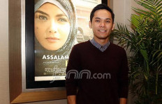 Ben Kasyafani Resmi Jadi Suami Ines - JPNN.com