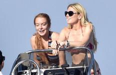 Duh.. Lindsay Lohan Hamil? Teman Dekatnya Bilang Begini - JPNN.com