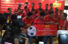 Tim Indosat Ooredoo U-13 Raih Prestasi di Ajang Internasional - JPNN.com