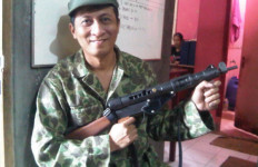 Laskar Di Tapal Batas, Eks Pengacara Korban UGB jadi Tentara Londo - JPNN.com