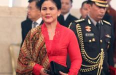 Ibu Iriana Jokowi Tampak Antusias dan Senang - JPNN.com