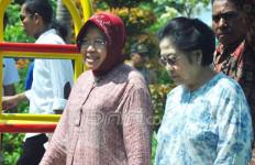 Bu Risma, Ingat Masih Banyak Proyek Besar di Surabaya - JPNN.com