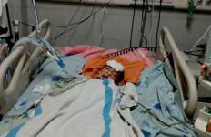 Innalillah, Bocah Tiga Tahun Meninggal setelah Operasi Jari Tengah - JPNN.com