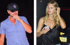 Ssttt... Leonardo DiCaprio Gandeng Cewek Baru Lagi - JPNN.com