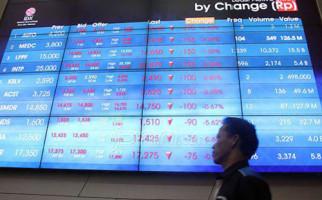 Buy Net Investor Asing Tembus Rp 1 Triliun Per Hari - JPNN.com
