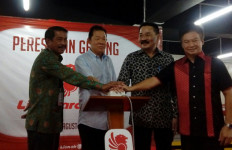 Lion Air Group Resmikan Gedung Lion Parcel - JPNN.com