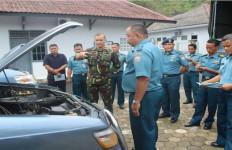 Cek Kondisi Kendaraan Dinas Lanal Lampung, Hasilnya? - JPNN.com