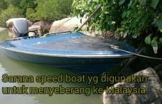 DUH...Speed Boat Kehabisan BBM di Laut, Ada 13 Orang Termasuk Seorang Bayi - JPNN.com