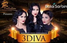 Akan Ada KDRT di Konser 3 Diva - JPNN.com