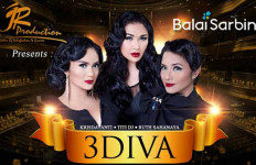 Ada 7 Kelas Tiket Konser Eksklusif 3 Diva, Minat? - JPNN.com