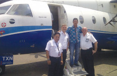 Express Air Siap Terbangi Anambas Agustus Ini - JPNN.com
