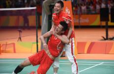 China Juara Umum Tepok Bulu Rio 2016 - JPNN.com