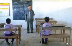 Miris, Satu Kelas Hanya Berisi Dua Siswa - JPNN.com