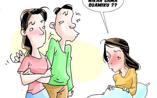 Wasiat Kakak Sebelum Meninggal, Minta Adik Nikahi Suaminya - JPNN.com