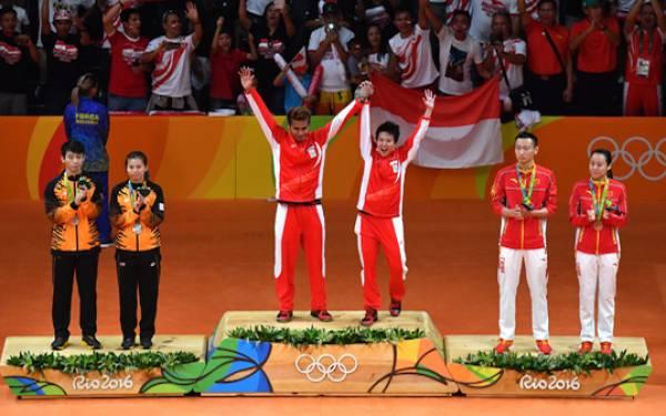 Peraih Medali Emas Olimpiade Rio Dapat Bonus Rumah - JPNN.com