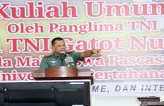 Panglima TNI: Pemuda Harus Menjadi Pemersatu Bangsa - JPNN.com