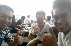 Putera Lengkong, Kakak Ipar di Balik Sukses Owi/Butet Raih Emas Olimpiade - JPNN.com