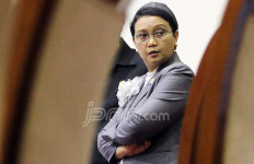 Menlu Retno Marsudi: Saya Makan dulu ya, Entar Pingsan loh... - JPNN.com