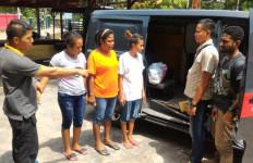 Kisah 5 Perempuan Komplotan Pencuri, Satu Baru Berusia 9 Tahun - JPNN.com