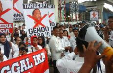 Aksi Pospera di 20 Provinsi Desak Polisi Tangkap Pelaku Teror - JPNN.com