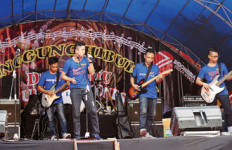 Band Anyar, Semua Personelnya Narapidana - JPNN.com