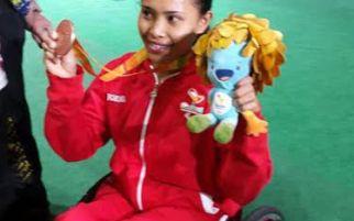 Menpora Bangga Ni Nengah Rebut Medali di Paralimpiade 2016