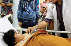 Kasihan..Remaja Raksasa itu Alami Penebalan Otot Jantung - JPNN.com