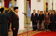 SAH! Jokowi Lantik Budi Gunawan Jadi Kepala BIN - JPNN.com