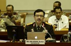Jenderal Tito ke BG: Selamat Senior! - JPNN.com