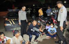 Puluhan Remaja Mabuk Diamankan, Rasain… - JPNN.com