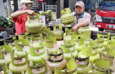 Seminggu Menghilang, Gas Melon Habis Hanya 5 Jam - JPNN.com