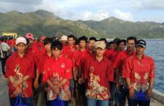 KKP Pulangkan Sebanyak 228 ABK Asal Vietnam - JPNN.com