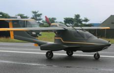 Drone Darat Canggih, Bisa Terbang 15 Jam - JPNN.com
