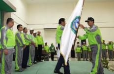 Kontingen PON Kepri Dilepas, Gubernur: Jangan Merendah Melihat Lawan - JPNN.com